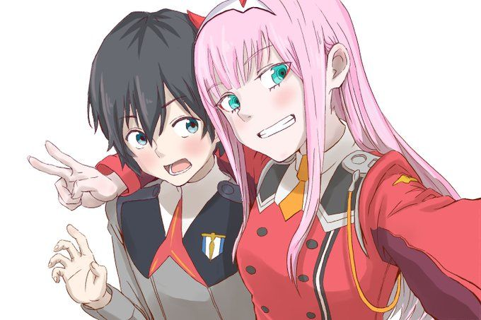 016/002 - Darling in the FranXX #anime #franxx