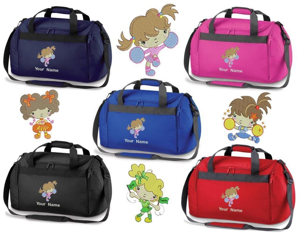 Personalised Kids Gym Bags  4099c77b878b9