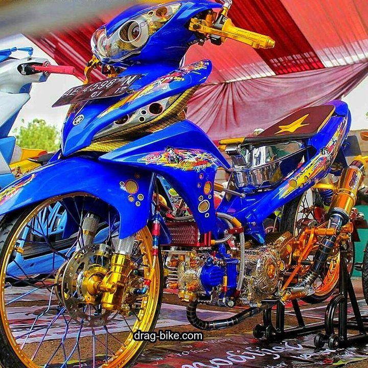 40 Foto Gambar Modifikasi Jupiter Z Kontes Racing Look Jari Jari Drag Bike Com Gambar Wallpaper Ponsel Mobil