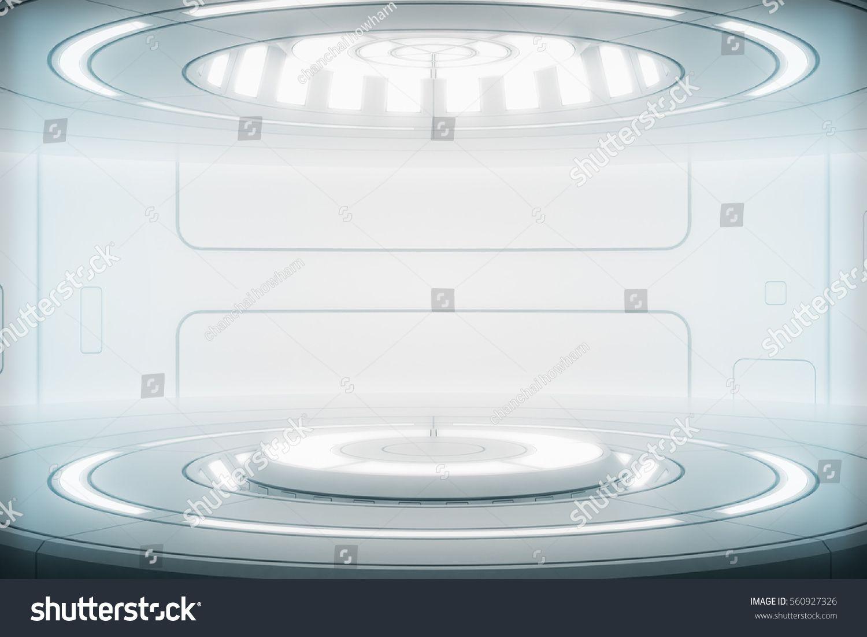 futuristic interior with empty stage modern future background rh pinterest com