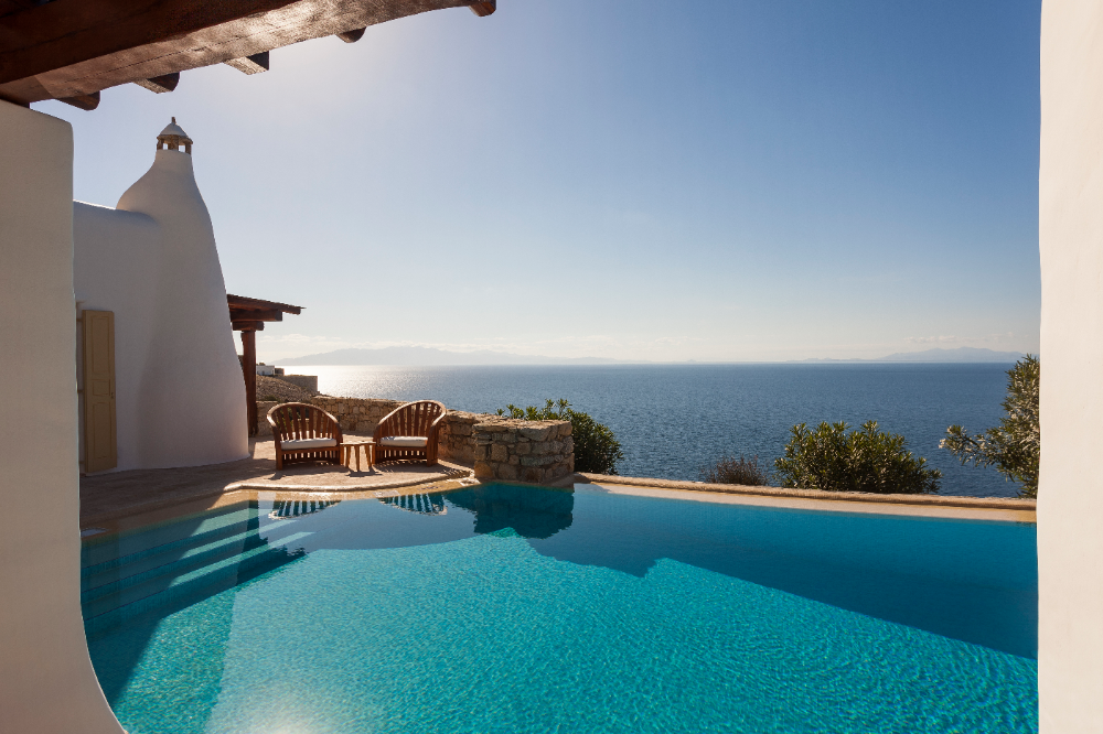 VILLA HERA Mykonos Luxury Villa Rental 3 bedrooms, 6