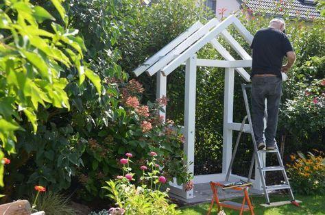 Die OBI Selbstbauanleitungen σπιτακια Garten, Cottage