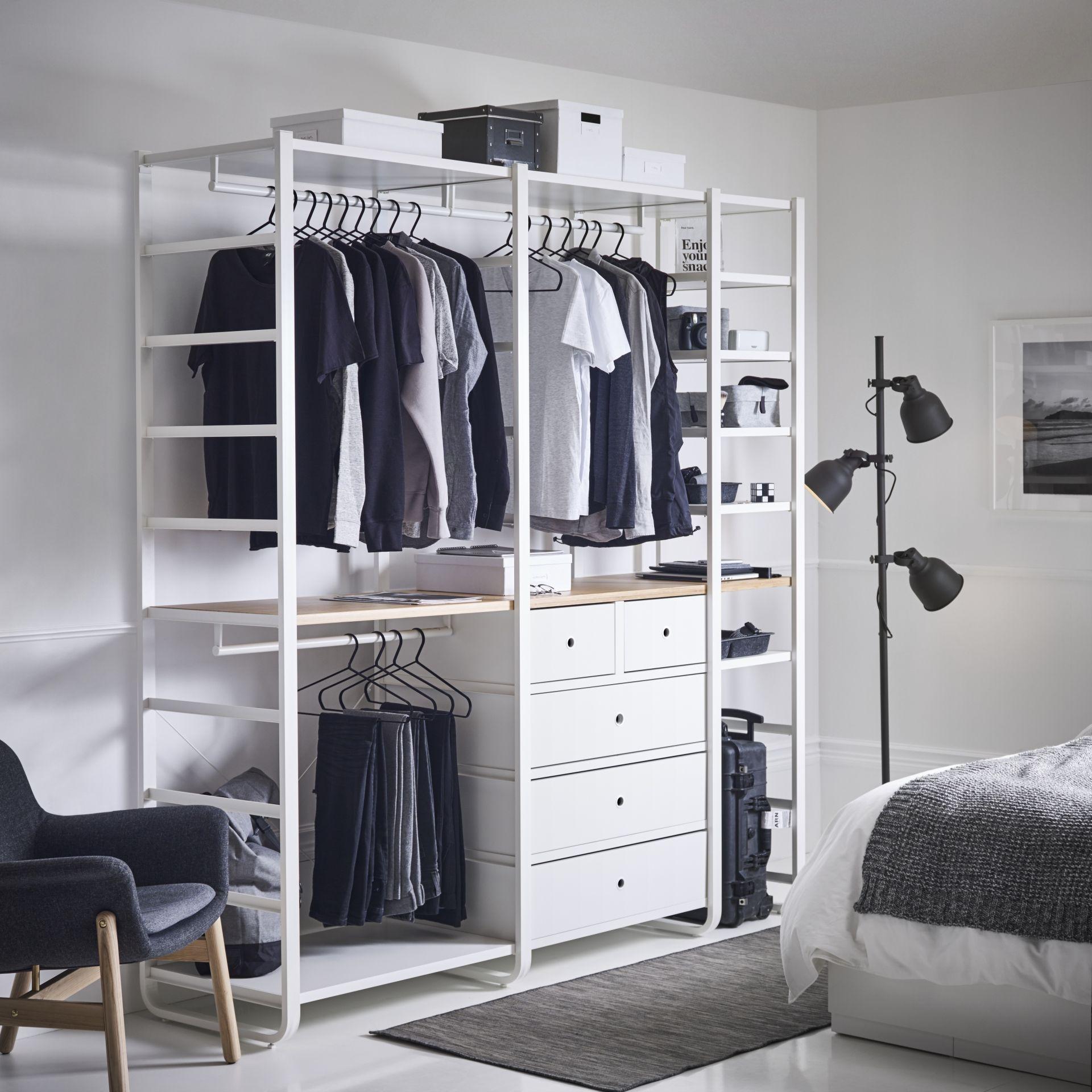 ELVARLI combinatie | IKEA IKEAnl IKEAnederland kast kledingkast ...