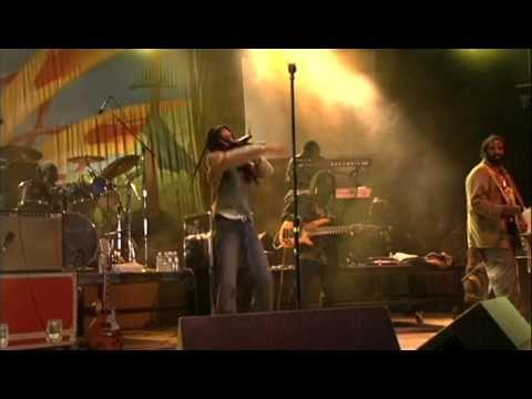 Julian Marley - Exodus (Live at Reggae On The River) - YouTube
