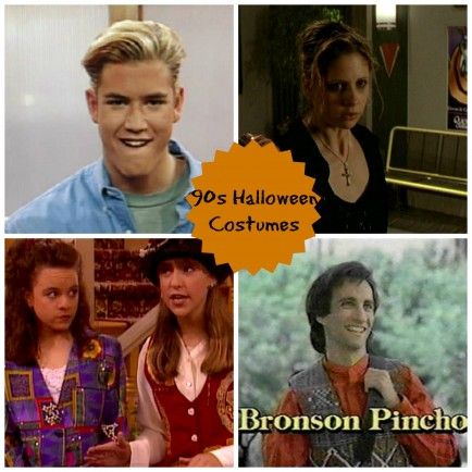 Halloween Costume Ideas Dress Up as Your Favorite \u002790s Pop Culture - pop culture halloween costume ideas