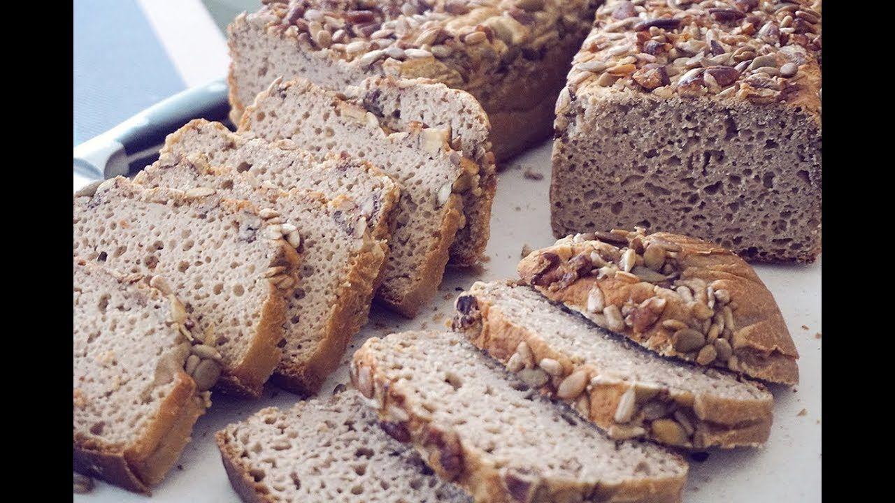 Gluten Free Sourdough Bread Recipe Vegan, Yeast Free
