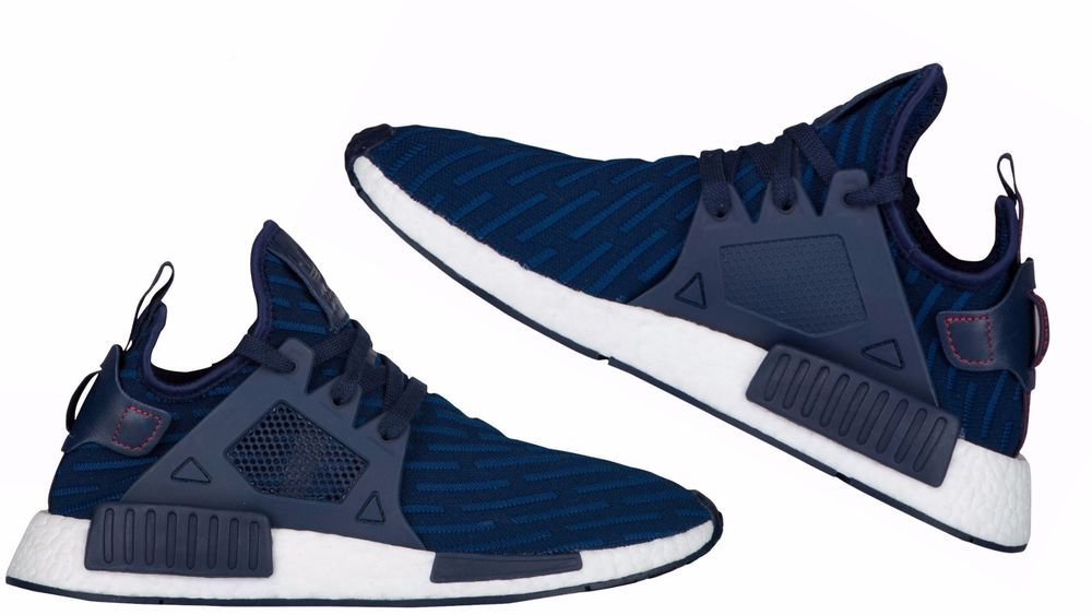Men S Adidas Originals Nmd Xr1 Og Prime Knit Collegiate Navy