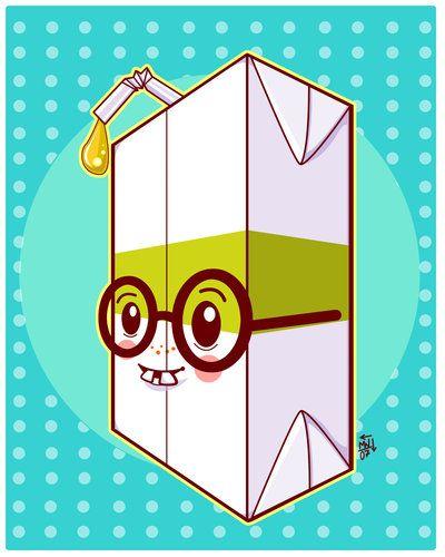 6b2b44a13 Dork Juice Box Boy by marywinkler