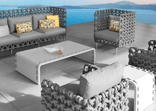 Die außergewöhnlichen Designer Gartenmöbel von Kenneth Cobonpue - designer gartenmobel kenneth cobonpue