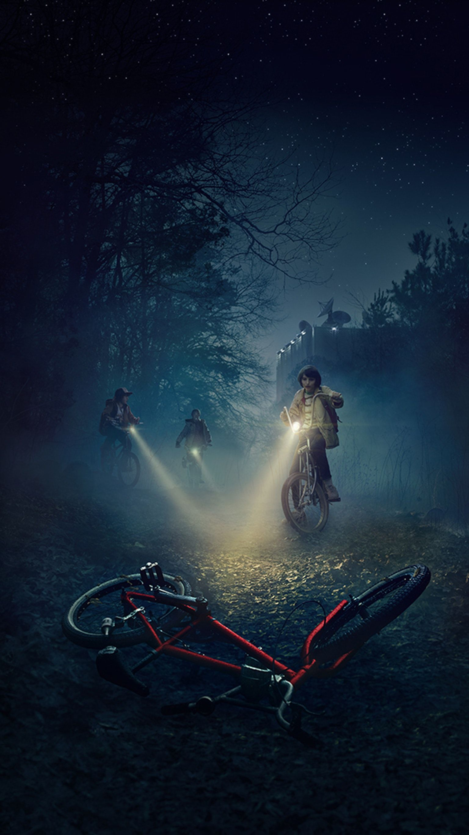 Stranger Things Phone Wallpaper Nel 2019 Porco Dio Sfondi Per