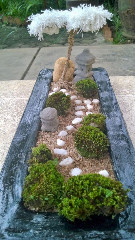Photo of Small Zen Garden Ideas 16