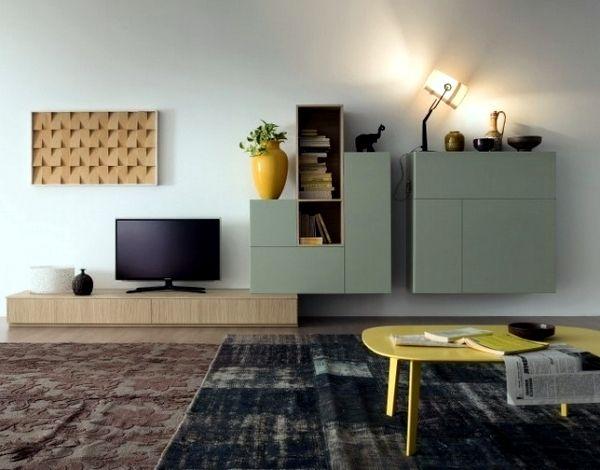 Contemporary wall units - Call diversity through modular concepts ...
