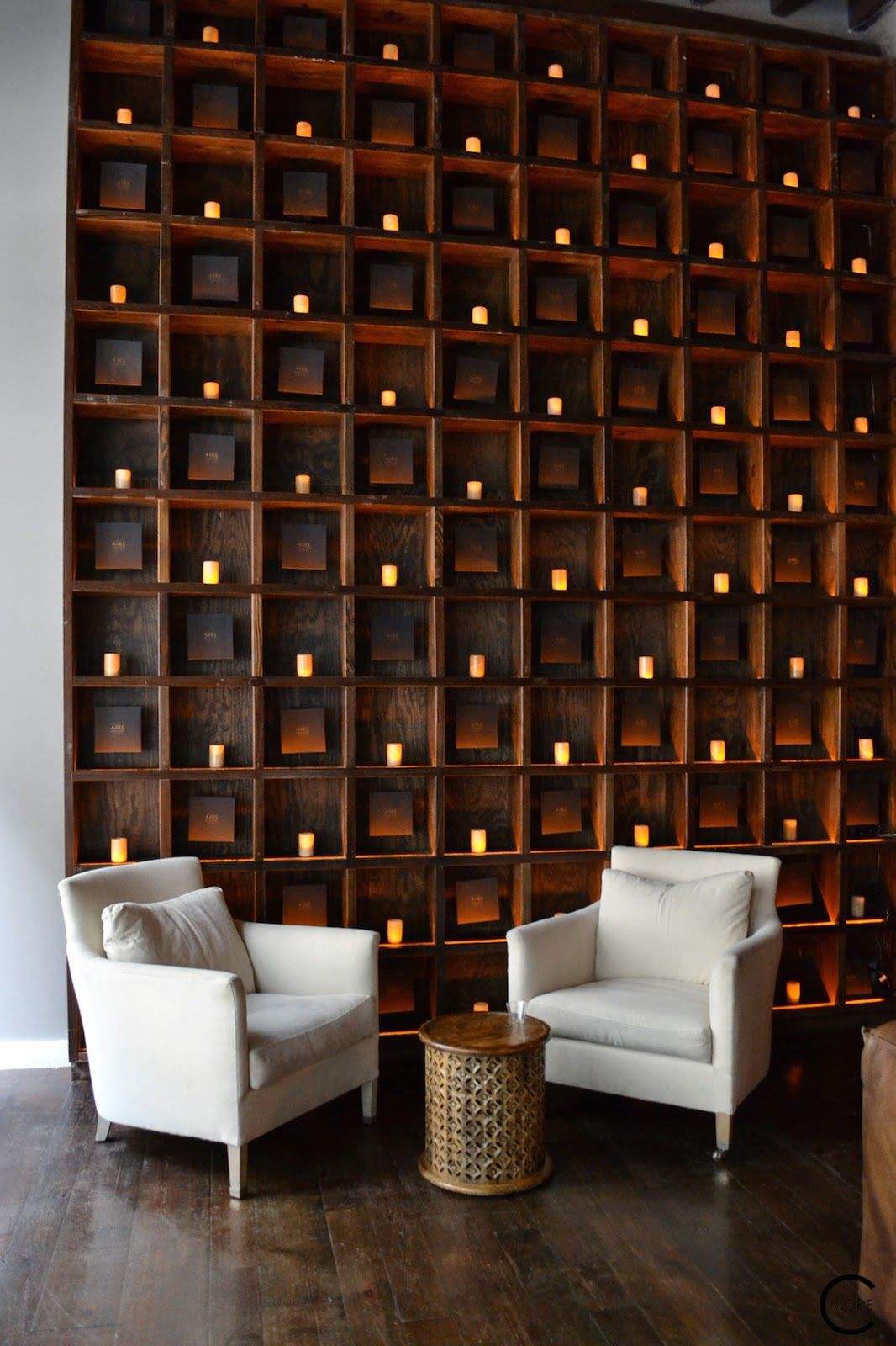 Attirant Spa | AIRE SOHO NYC | BlogtourNYC | MR.STEAM | By C More Interior Design  Blog | Interieuradvies Blog