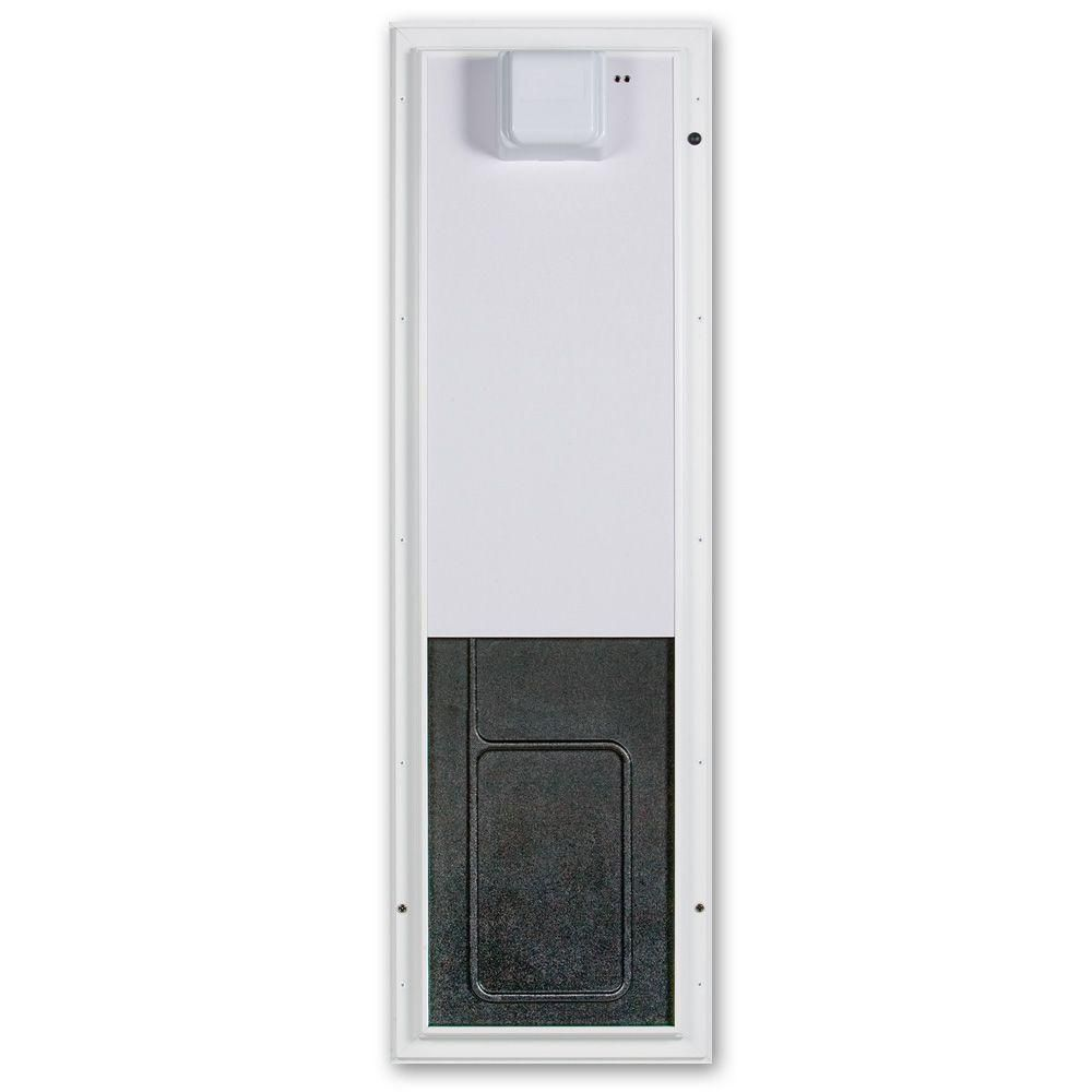 Plexidor Performance Pet Doors 12 75 In X 20 In Large White Wall