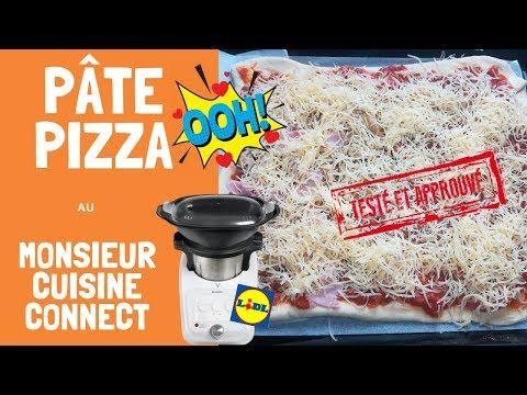 ❥¦ MONSIEUR CUISINE CONNECT || PÂTE PIZZA || UNE TUERIE !!!!