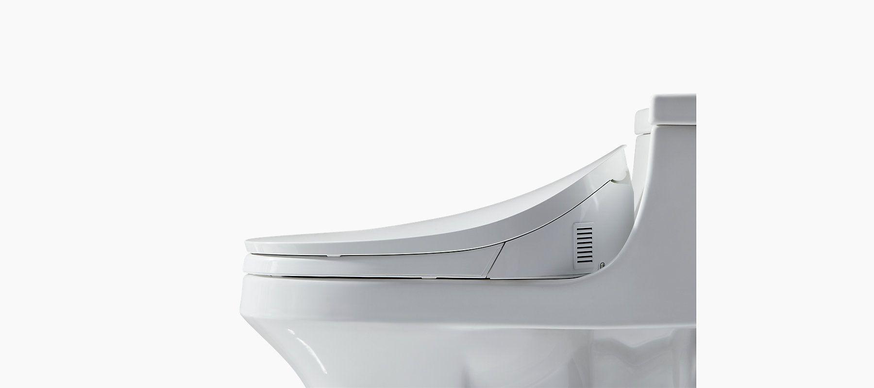 C3 230 Toilet Seat With Bidet Functionality K 4108 Kohler