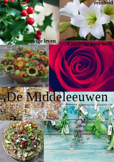 Betekenis Staan Bij De Hulst De Roos En De Lelie Bloemwerken Van
