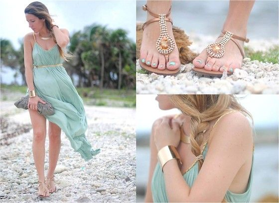 Pin By Maggie Eisenstat On My Style Pinboard Wedding Attire Guest Beach Wedding Outfit Beach Wedding Guest Dress