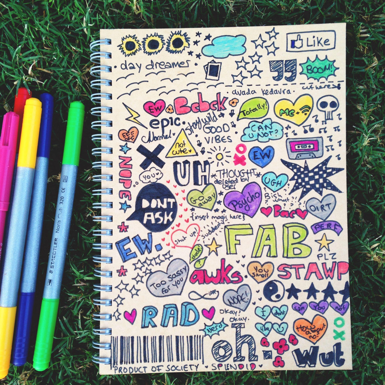 diy notebooks tumblr - Google Search | diy,dicas e truques ...