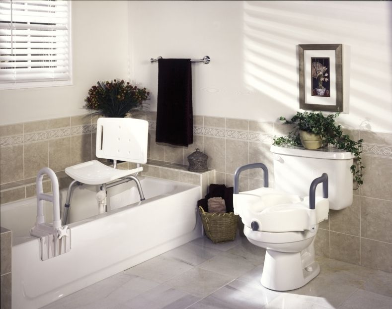 Bathroom Modifications For Elderly The Most Utilitarian Space With - Bathroom modifications for elderly