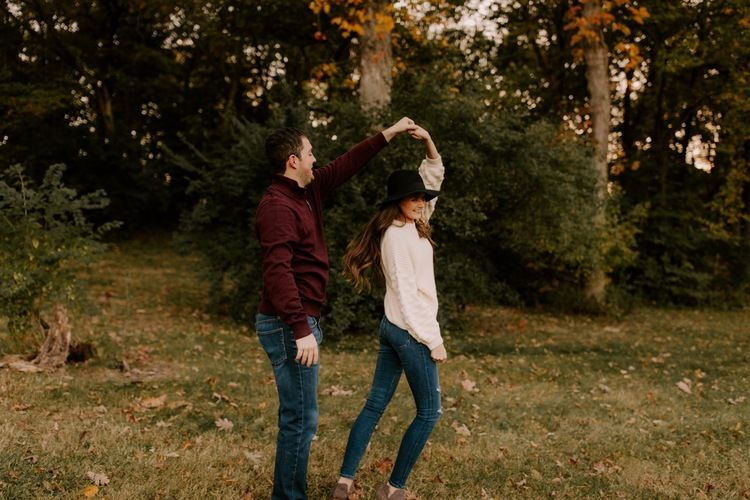 Chicagoland-Fall-Engagement-Session-Krystal-Richmond-Photography