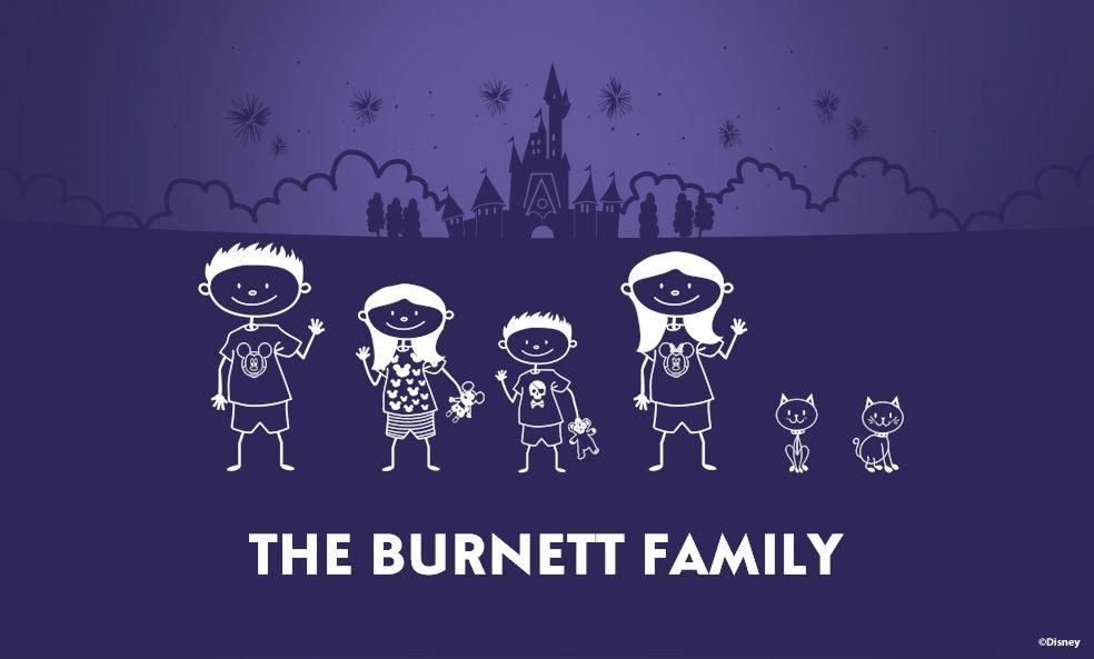 I built this stick figure family to show off my Disney Side! You can show your family's Disney Side too http://buildyourdisneyside.com/Detail/fee733c2-17d0-4b91-b1df-f67233972c7a