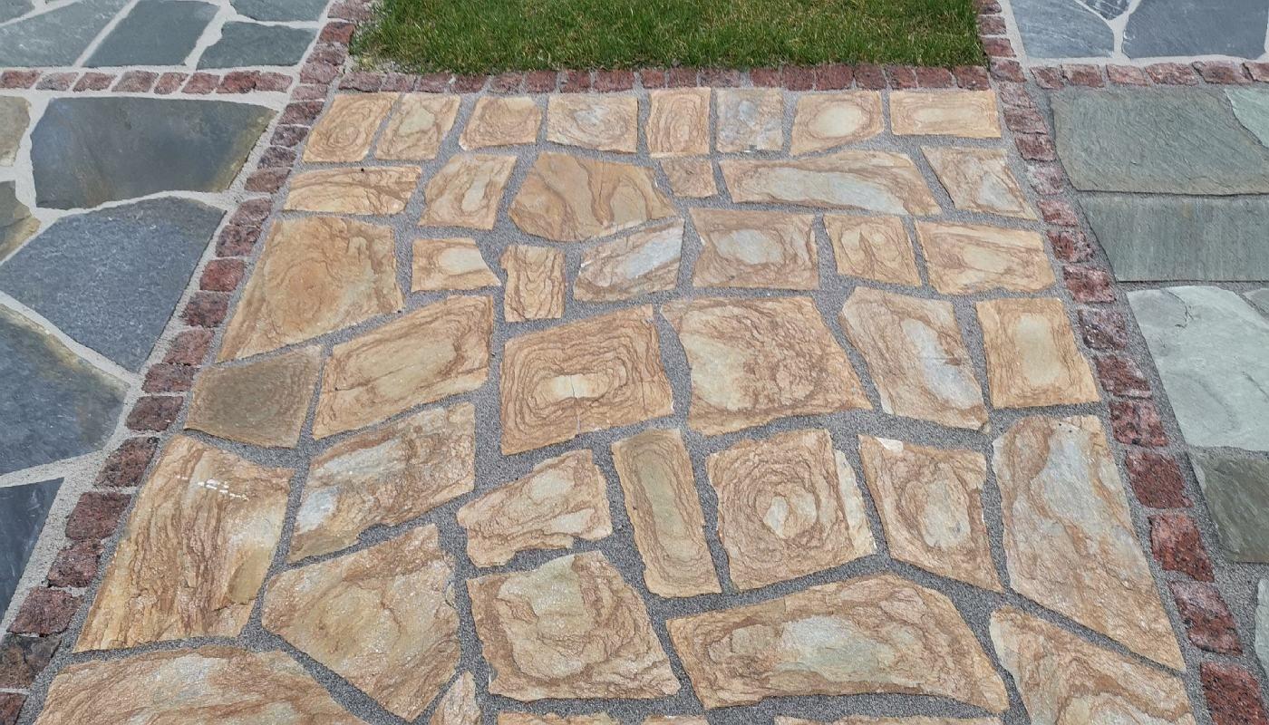 Polygonalplatten Terrassenplatten Günstiger Kaufen ab