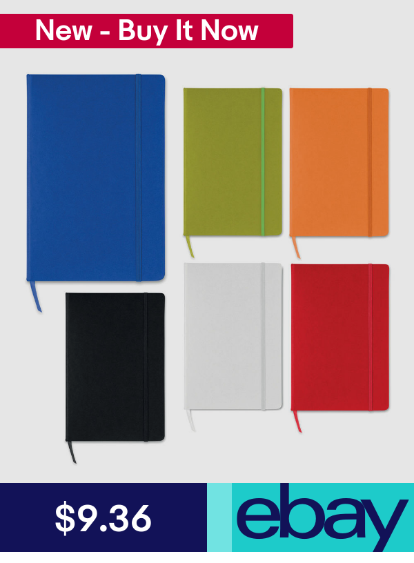 eBuyGB Blank Diaries & Journals Electronics Journal