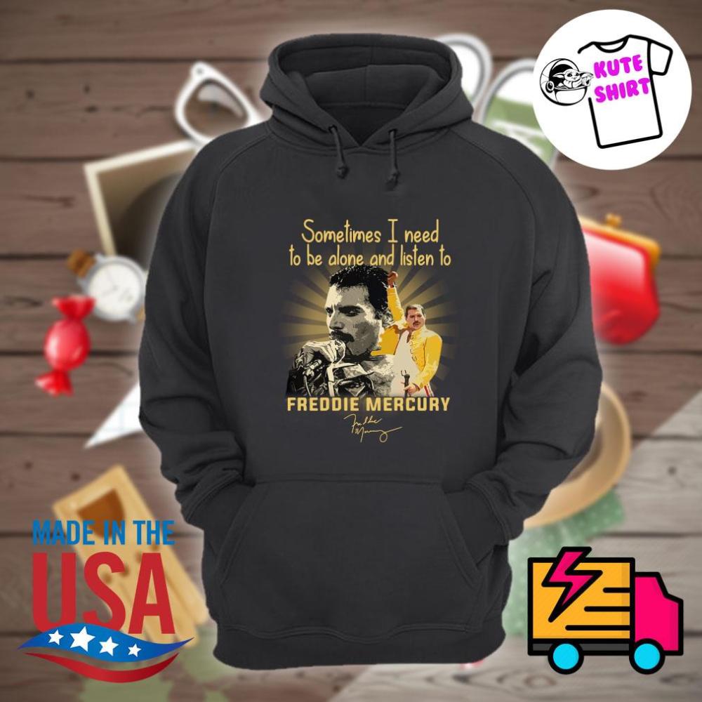 Freddie Mercury In 2021 Stage Shirt Hooded Sweatshirt Men Varsity Jacket Men