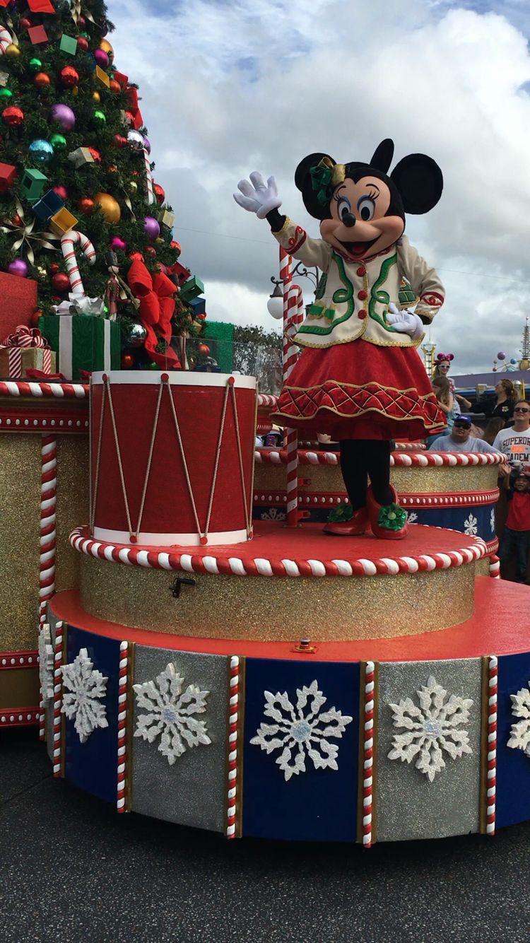 Minnie #christmas