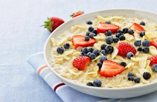 Menu Oatmeal Untuk Diet Sarapan Rendah Kalori Sereal Sarapan Makanan Sehat