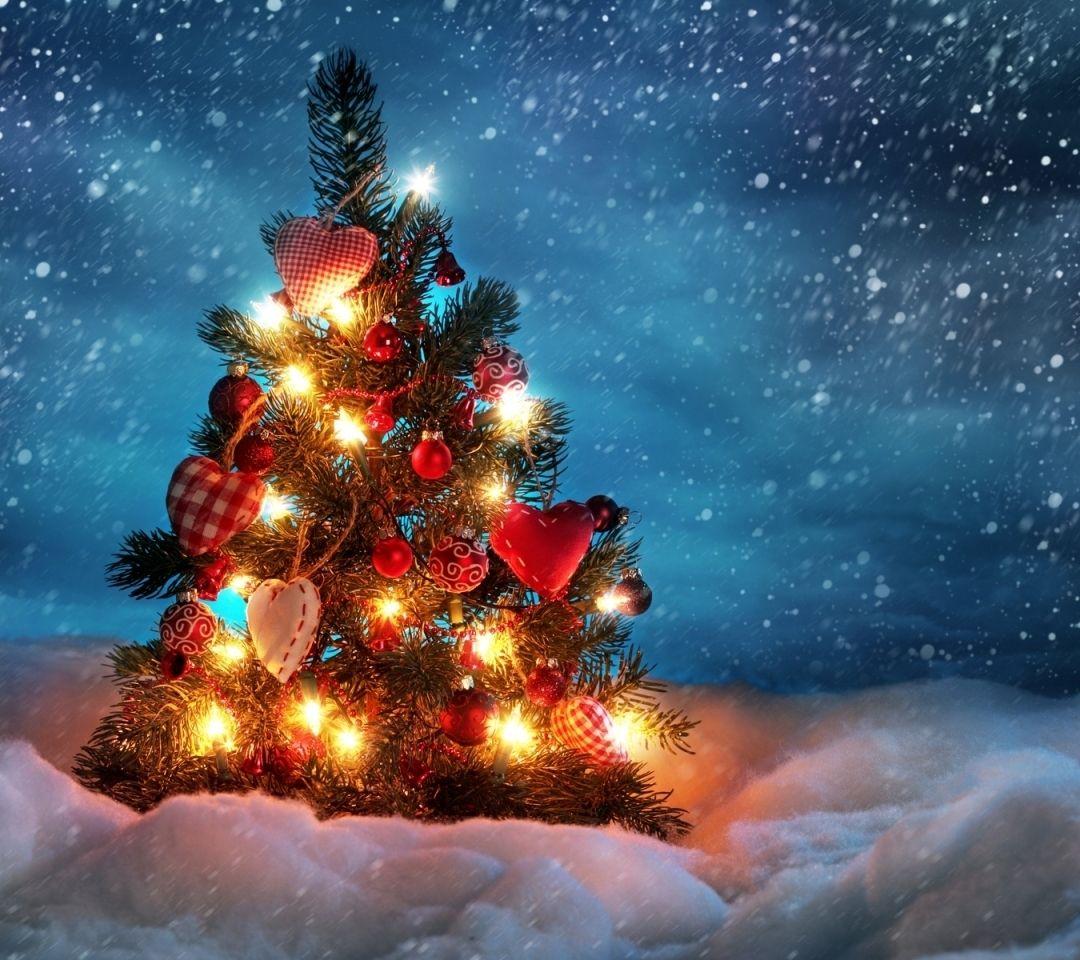 Free 1080x960 Christmas Tree 1080x960 Wallpaper Screensaver Preview Id 115173 Christmas Desktop Wallpaper Christmas Tree Wallpaper Christmas Desktop