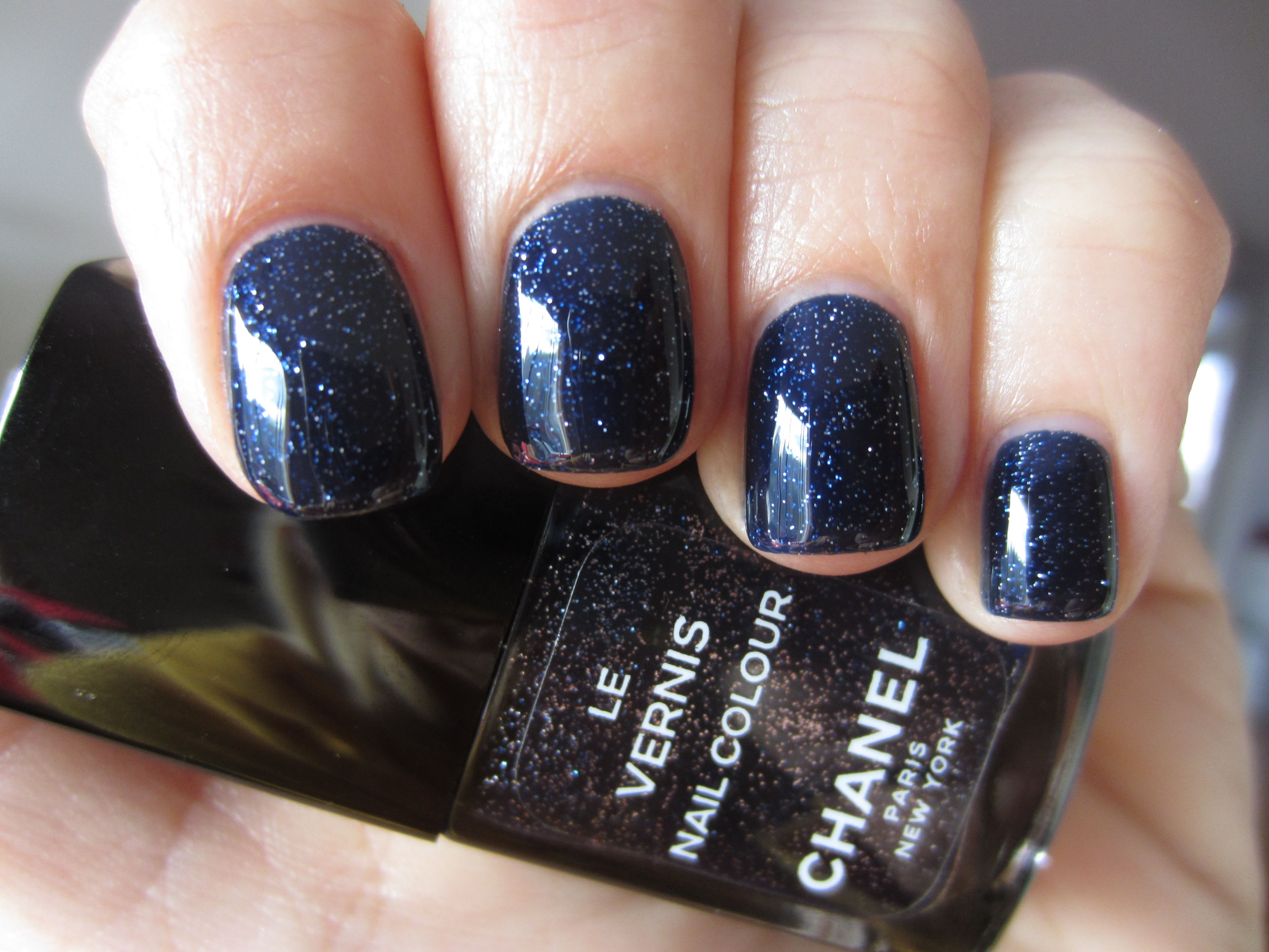 Night Sky/Ciel de Nuit My first lemming; my first Chanel counter ...