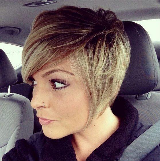 16+Perfekte+Frisuren+für+Frauen+mit+kurzem+Haar!