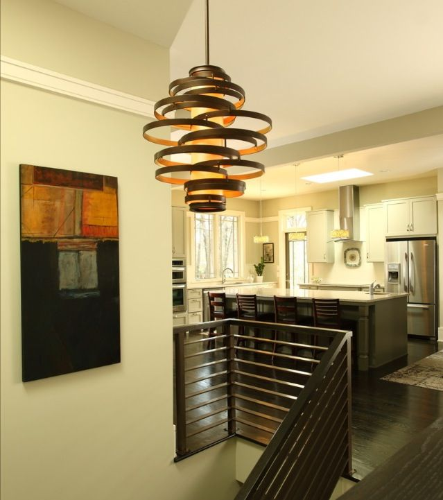 Light Fixture With Images Modern Hallway Hallway Light