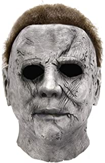 Amazon Com It Mask Michael Myers Halloween Scary Mask Michael Myers Mask