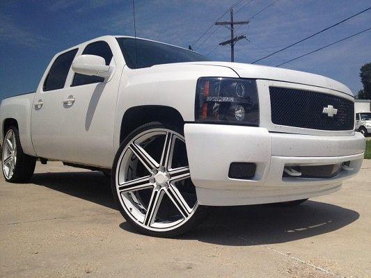 2009 Chevrolet Silverado 24 500 Possible Trade 100519704 Custom