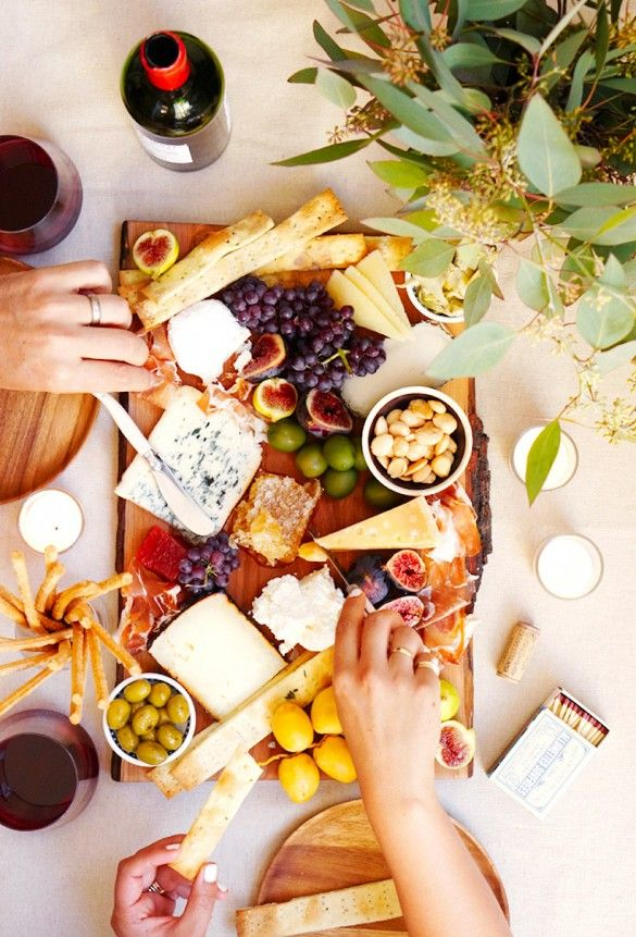 Your guide to assembling the ultimate cheese plate