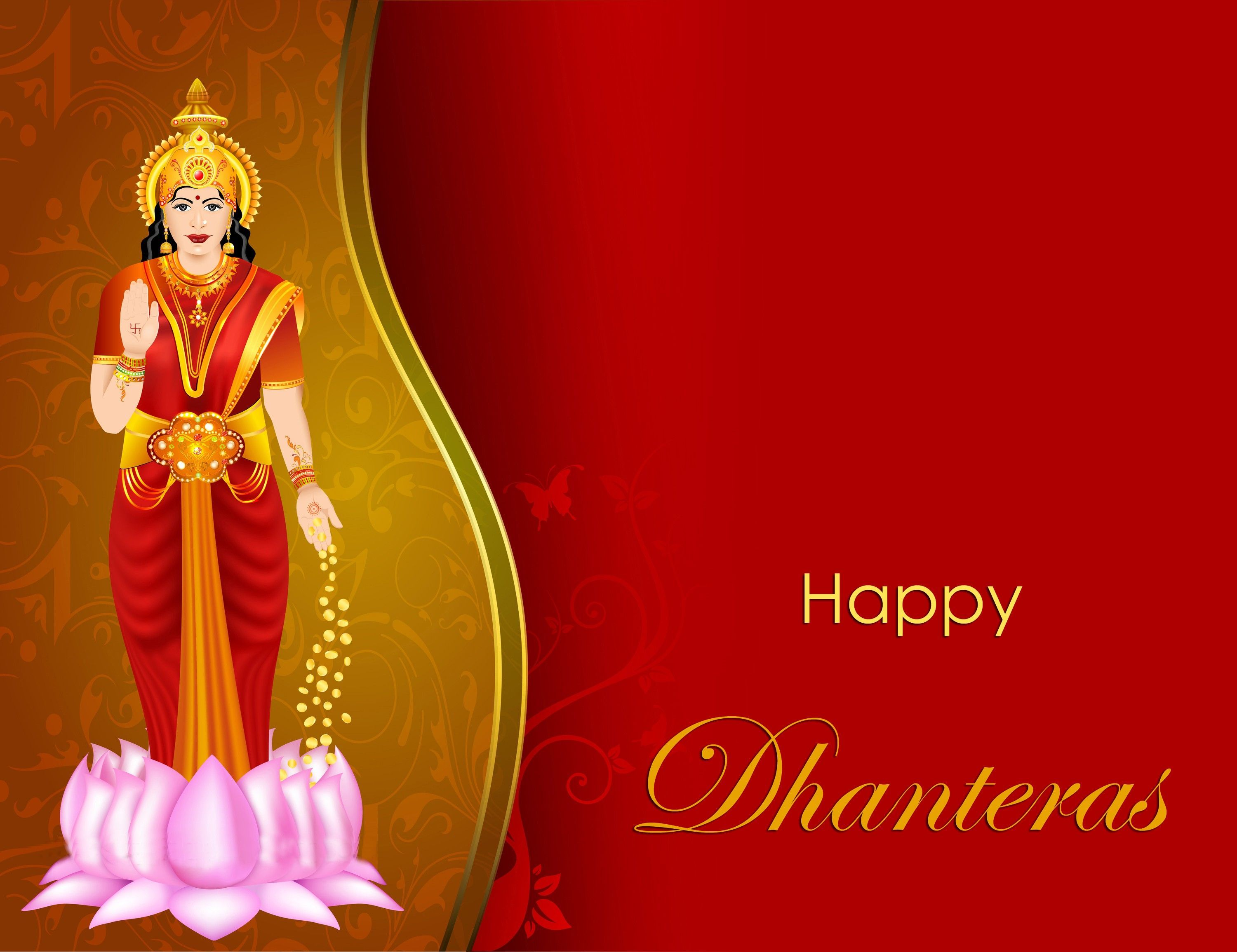 Dhanteras 2016 Images, Wallpapers and Photos Free Download Deepavali which is really important festival for we Indians gets started from Dhanteras or Dhan Trayodashi. Dhanteras which is combination of two words Dhan and Teras simply shows the wealth related growth and wellness too, this occasion also known as Dhanwantari Triodasi in different regions of India. #2016 Dhanteras photos #Dhanteras 2016 images #Dhanteras wishes #free images 2016 Dhanteras #wallpaper Dhant #dhanteraswishes Dhanteras 2 #dhanteraswishes