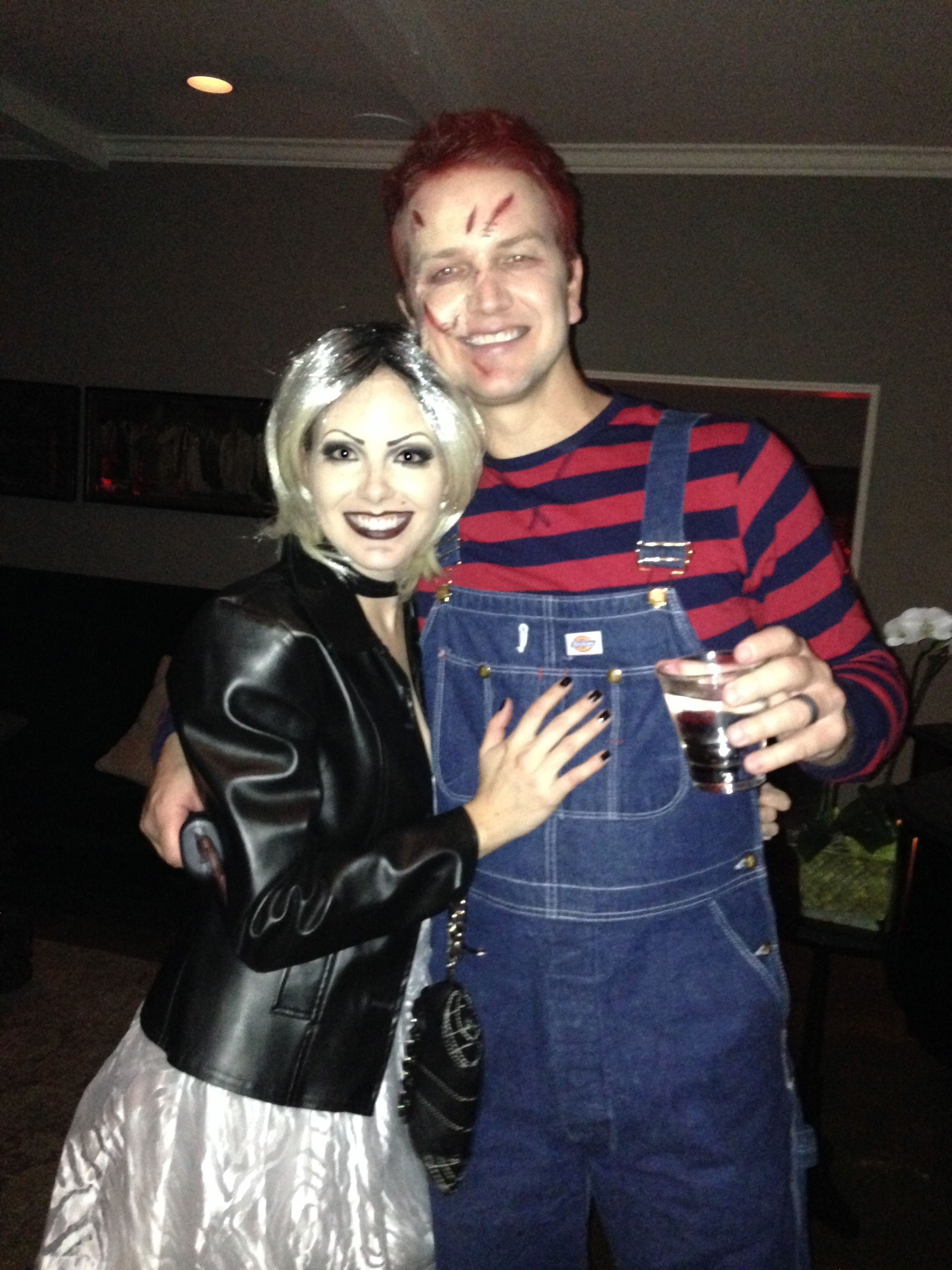 Maybe i can convince matt to dress up like this halloween posts about bride of chucky costume on artistry by briana solutioingenieria Choice Image