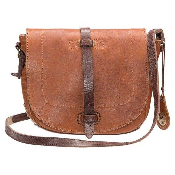 Will Leather Goods Seneca Crossbody Bag 295 Liked On Polyvore