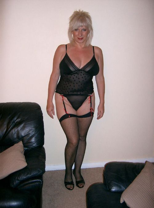 black mature wife