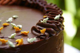 Los dulces de Zuli: Bizcocho de chocolate infalible para tartas
