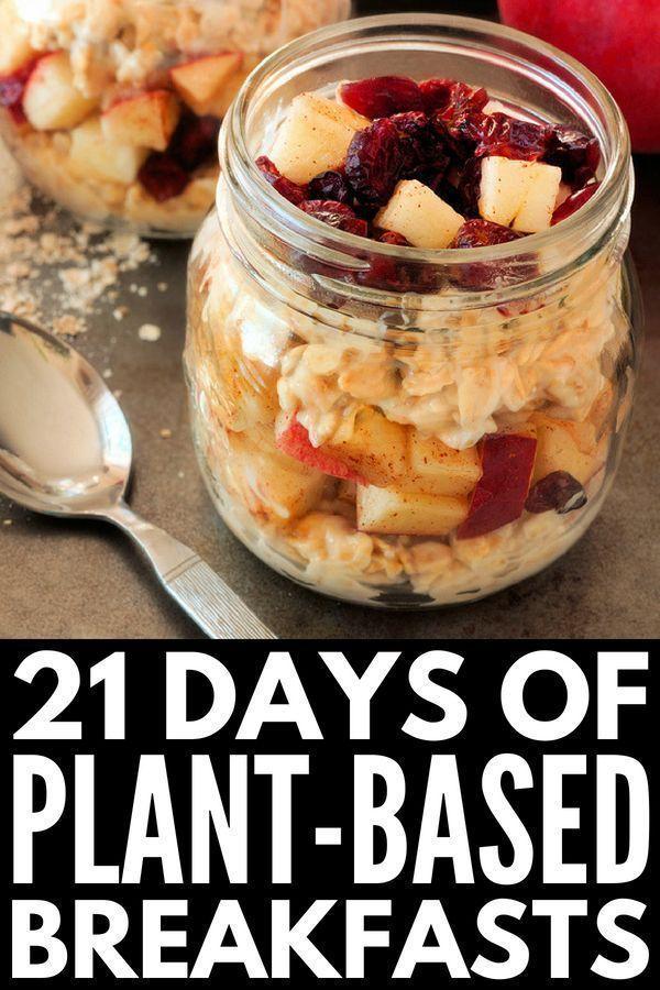 Plant Based Diet Meal Plan for Beginners: 21-Day Kickstart Guide! #fitness #fitnessideas #diet