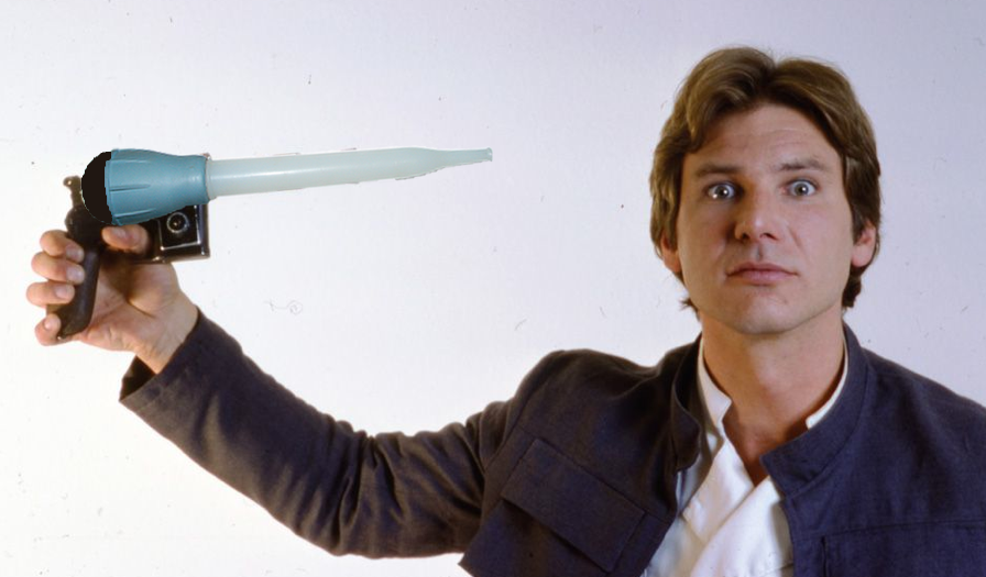 Famous Han Solo Quotes Hokey Religions And Ancient Weapons