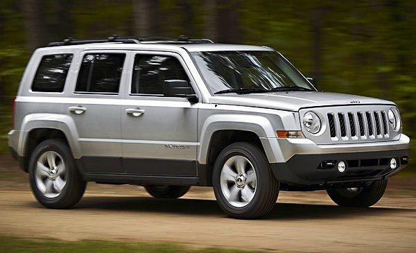 Cheapest New Suvs For 2013 In Usa Top 5 Jeep Patriot 13
