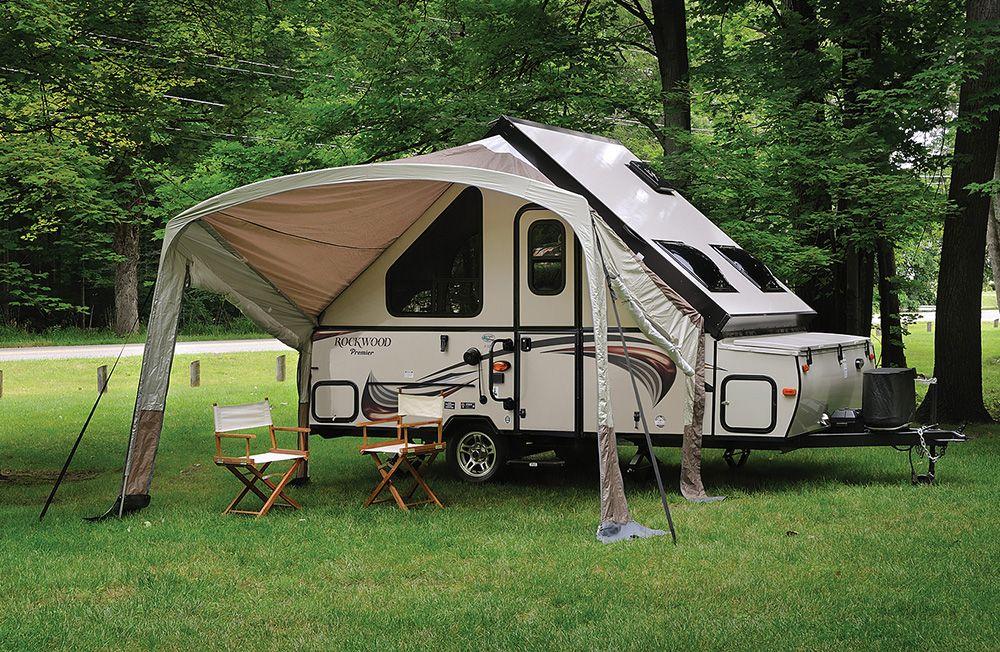 rockwood pop up camper | Camping | Pinterest