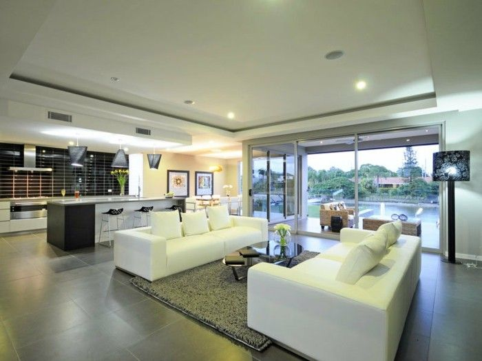 Living Room Tiles 86 Examples Why You Set The Living Room Floor With Tile Living Room Tiles House Tiles Living Room Flooring #white #tiles #living #room