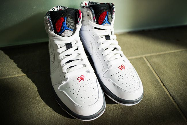 separation shoes 6afa6 312ea Jordan RetroOne Bugs Sneaker Politics DSC 4016 Air Jordan 1 Retro 93 Bugs  Bunny