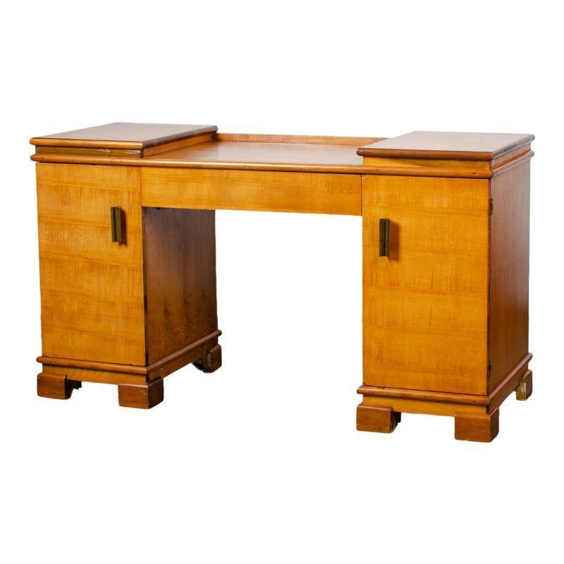 Art Deco Furniture, Art Deco Style Writing Desk